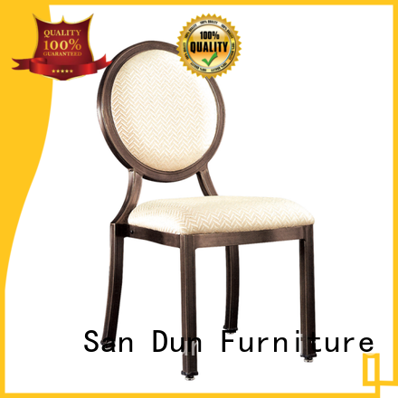 hot-sale aluminium chair manufacturer for party hall