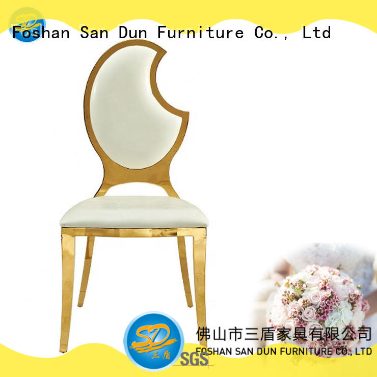 San Dun good quality Stainless Steel Chair manufacturer quality for dresser