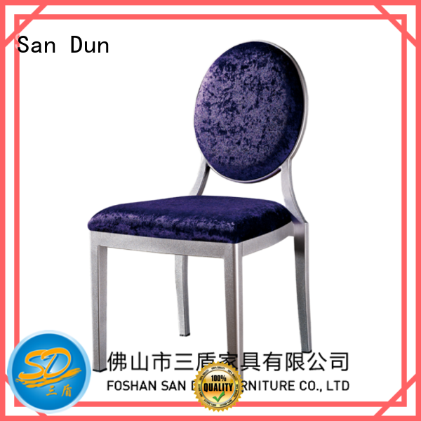 San Dun aluminum dining chair inquire now bulk buy