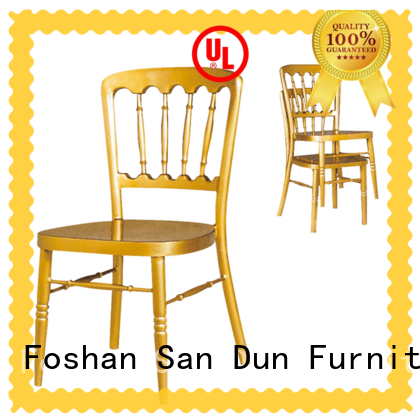 high quality rose gold chiavari chairs manufacturer for promotion