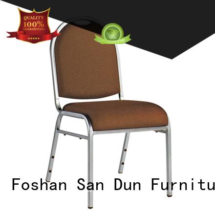 San Dun steel leg chair factory bulk buy