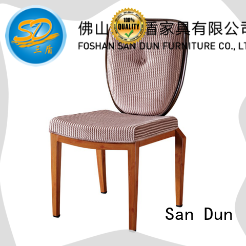 San Dun low-cost stacking banquet chairs suppliers for banquet