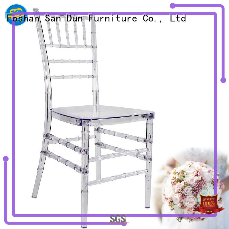 stackable banquet chairs round for hotel San Dun