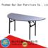 Half-Moon Folding Table For Hotel Banquet Meeting Room YF-004