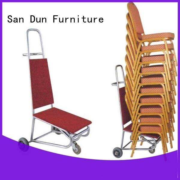 San Dun worldwide folding stage company for promotion