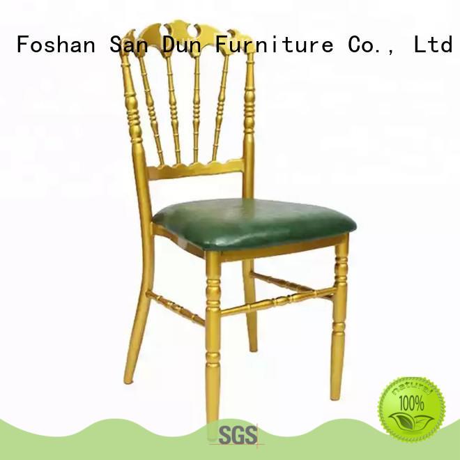 San Dun clear chiavari chairs wedding supply for restaurant