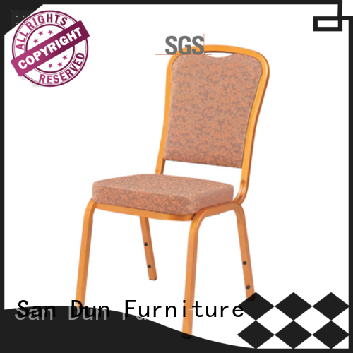 San Dun quality steel kitchen chairs with good price bulk production