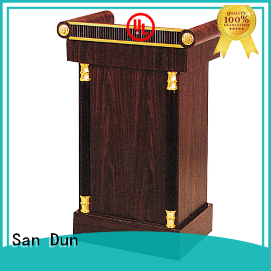 San Dun top quality folding stage platform factory direct supply for banquet