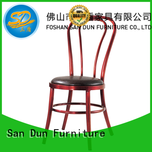 San Dun fabric dining chairs company for restaurant