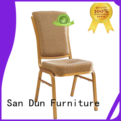 San Dun worldwide fabric dining chairs with good price bulk buy