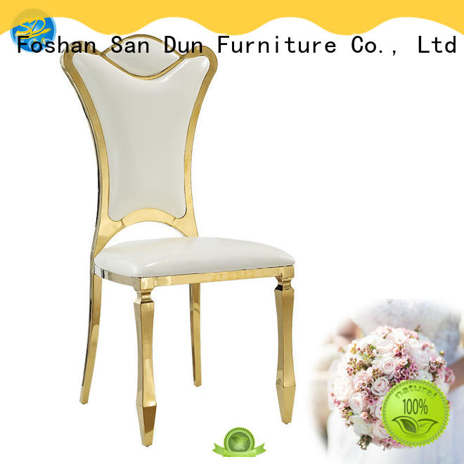ys007 Stainless Steel Chair manufacturer directly sale for toilet table San Dun