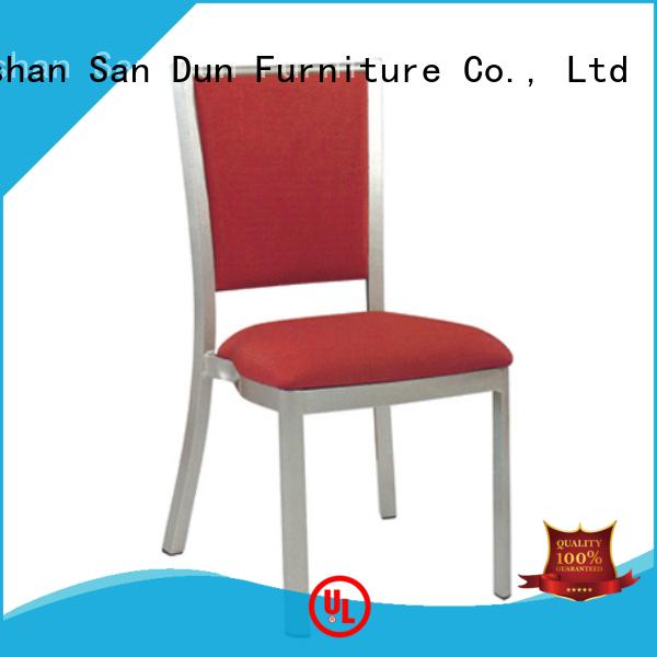 San Dun fabric wooden chair dining ya095 hotel