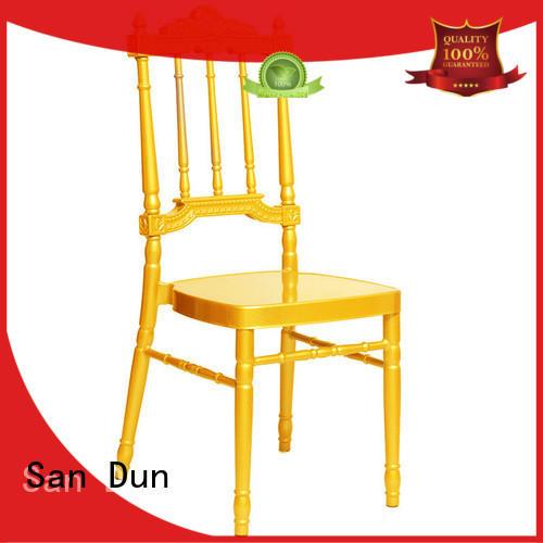 San Dun clear chiavari chairs wedding company for banquet