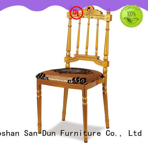 San Dun chiavari chairs wedding company for hotel