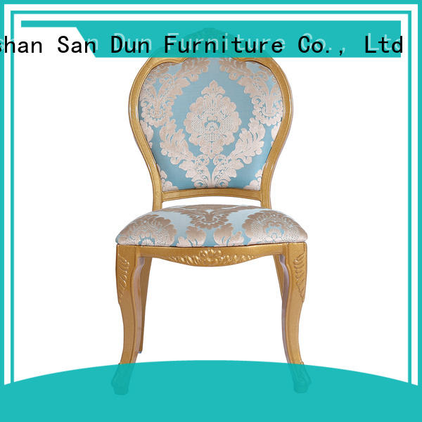 cheap aluminum chairs yd1002 for party hall San Dun