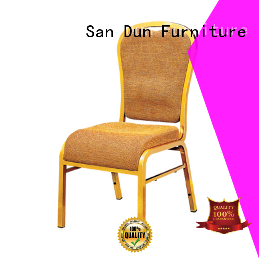 San Dun steel chair design from China bulk production