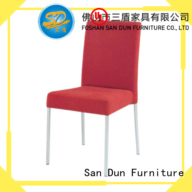 San Dun promotional steel office chair factory direct supply for restaurant