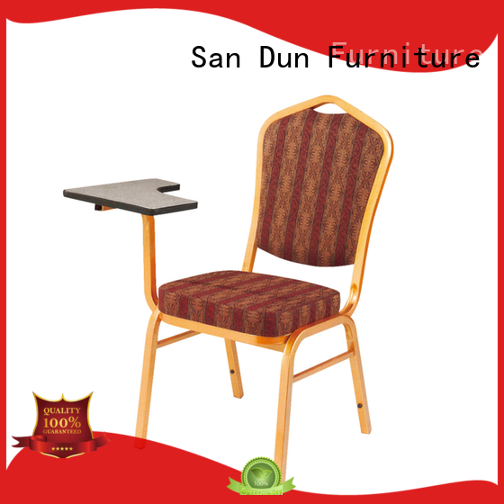 factory price steel chair with cushion best manufacturer for restaurant