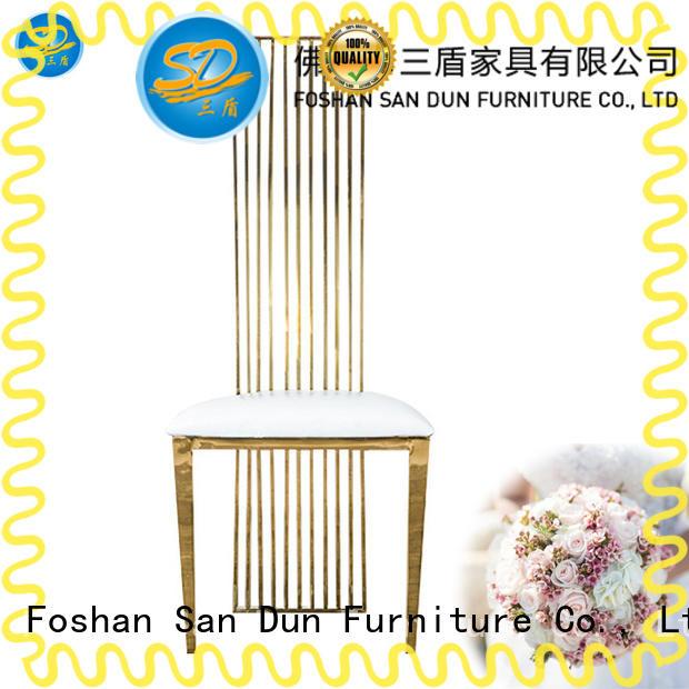 San Dun vintage banquet chair suppliers manufacturer for toilet table