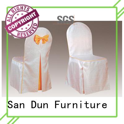 San Dun top quality wedding chair covers best supplier bulk buy