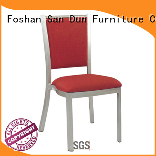 stable wooden dining chair design with good price for wedding