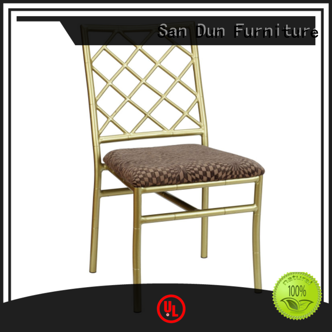 San Dun hot selling kids chiavari chairs wholesale for coffee shop