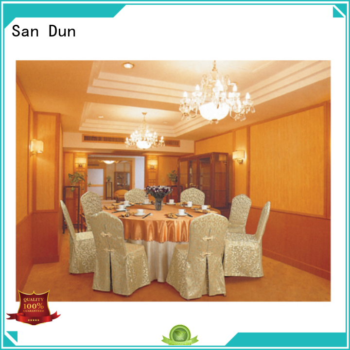 San Dun factory price banquet tablecloths cheap supply for promotion
