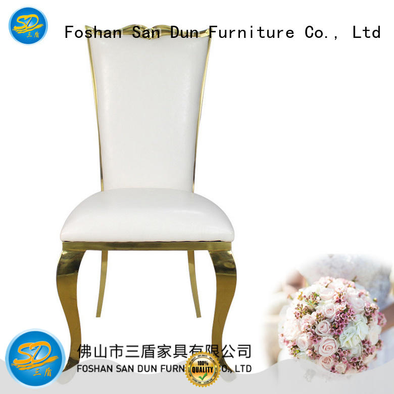 bride Stainless Steel Chair manufacturer promotion for dresser San Dun
