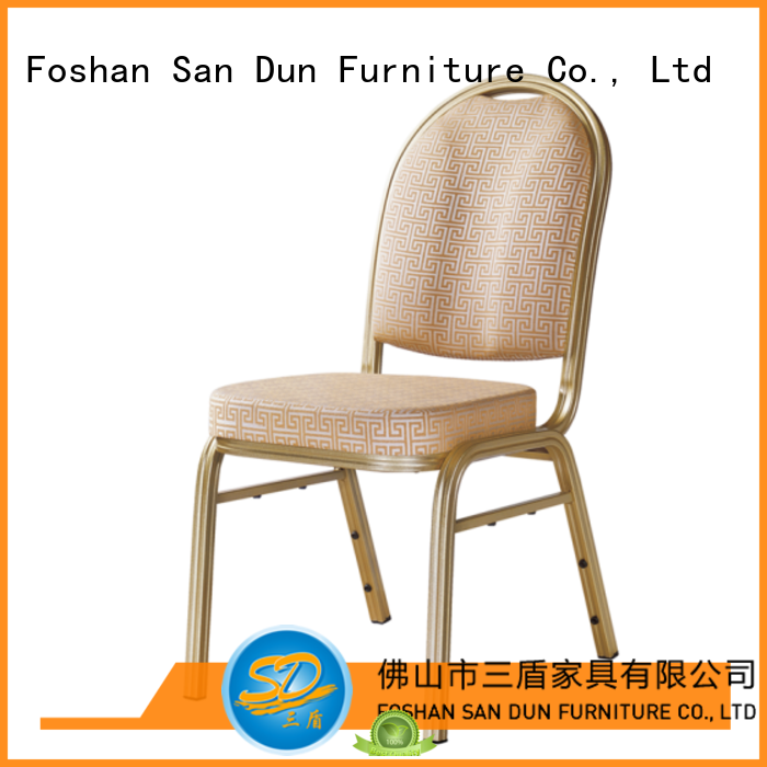 San Dun practical fabric dining chairs supply for coffee shop
