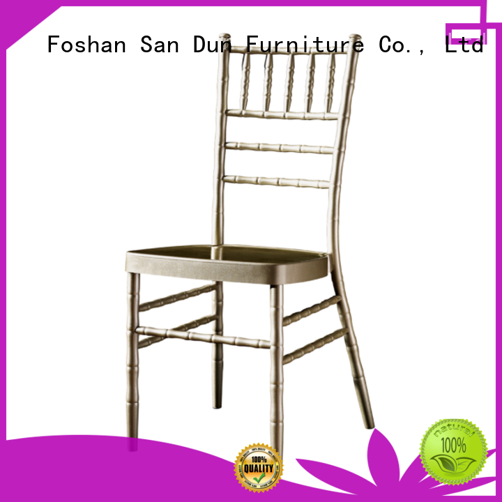 San Dun cheap chiavari chairs with good price for coffee shop