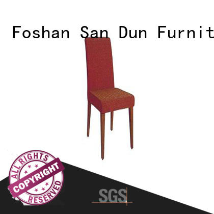 San Dun top selling chair with wooden legs factory for sale