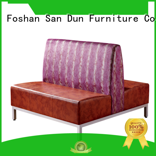 San Dun latest couch cafe suppliers for restaurant