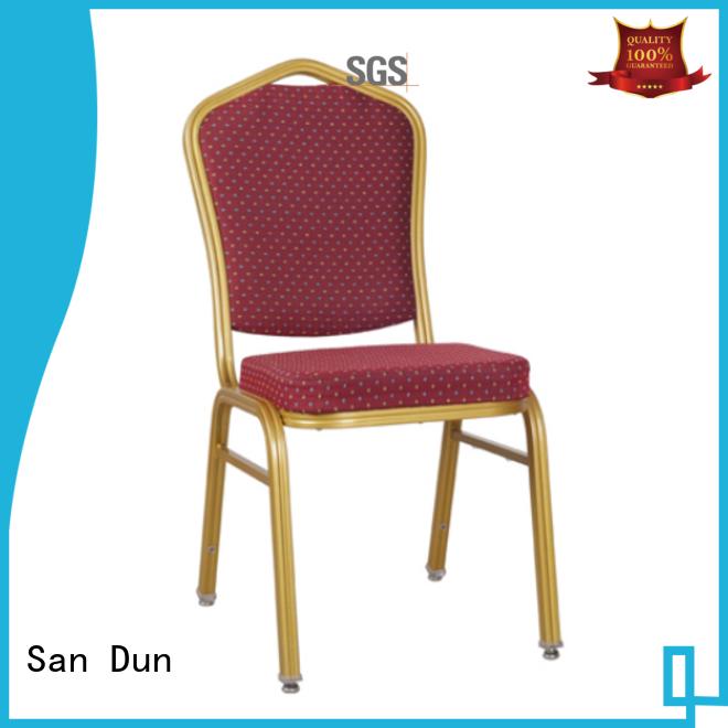 elegant aluminium garden chairs company for meeting