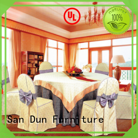 San Dun factory price wedding linens for sale suppliers for banquet