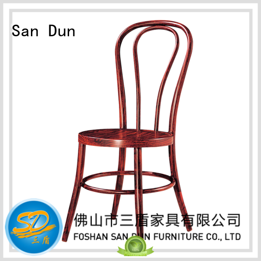 San Dun stacking chairs suppliers for party hall